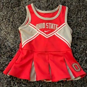 Nike Ohio State University outfit 12 mo
